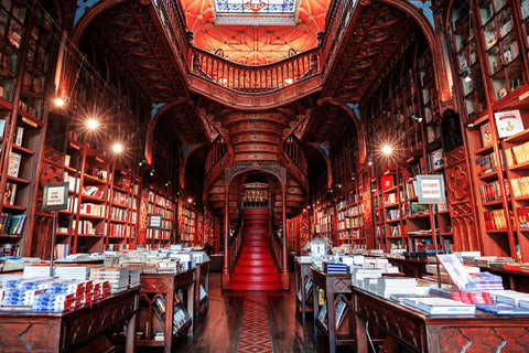 Thousand Words: The World's Most Picture-Perfect Bookstores