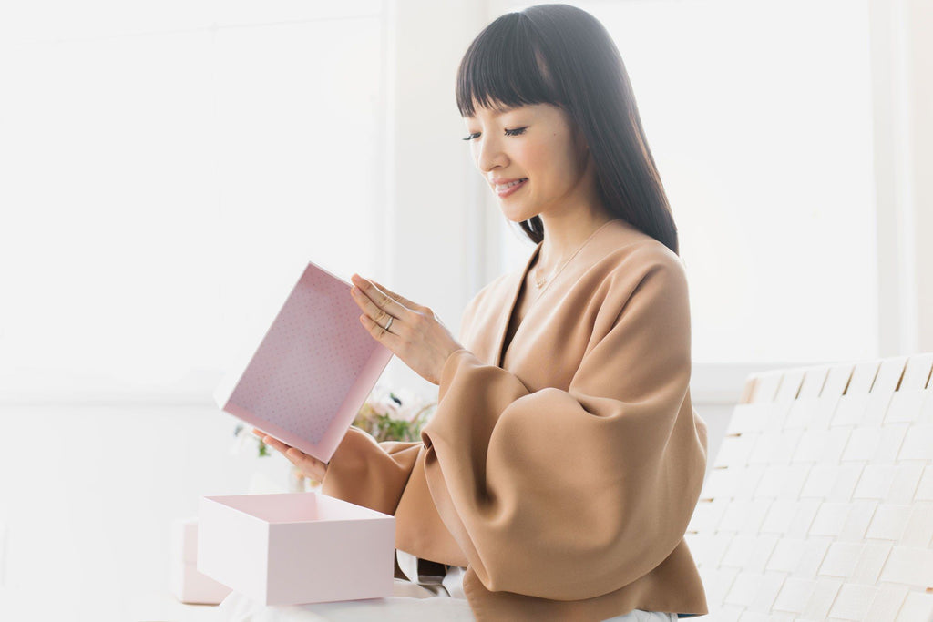 Netflix's Marie Kondo: The Woman Who Tidied Her Way To Global Fame
