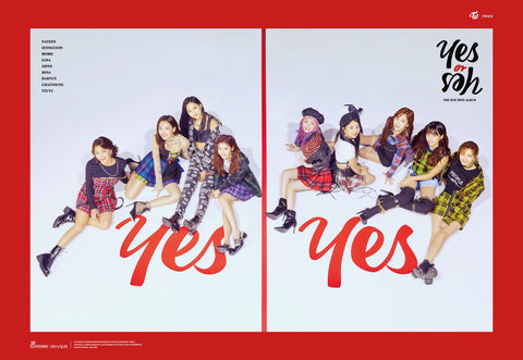 "It's A Tough Choice Between ""Yes or Yes"" For TWICE's New Comeback"