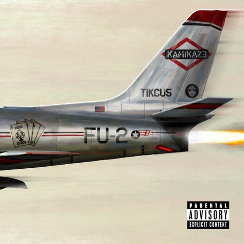 Eminem's Surprise Album 'Kamikaze' Targets Trump, The Grammys, and The Press