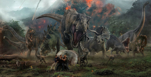Jurassic World: Fallen Kingdom, Will It Surpass The Success of the Prequel?