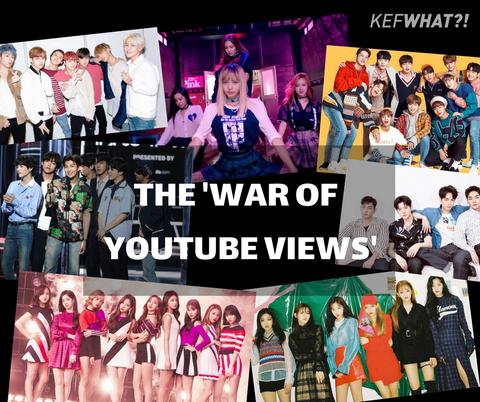 The 'War of YouTube Views': Which Girl Group Beat TWICE?