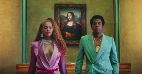 Paris Louvre Draws Record-Breaking 10M Visitors After Beyonce Jay-Z Video
