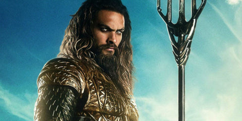 Behold The Teaser Poster for Aquaman Featuring Jason Momoa