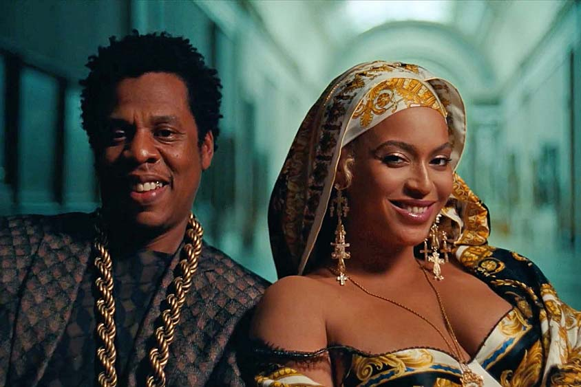 Beyoncé and Jay-Z dropped a surprise joint album