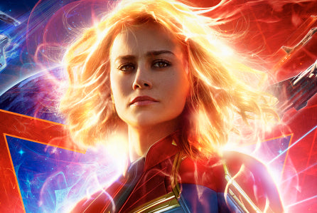 The New Captain Marvel Trailer is Nothing Short of Epic