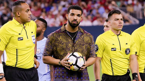 Drake Thinks Football is 'Coming Home'