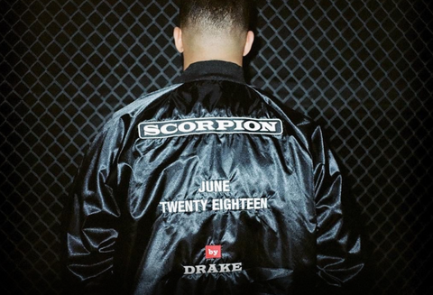 Drake's 'Scorpion' Album Features Jay-Z, Michael Jackson and More