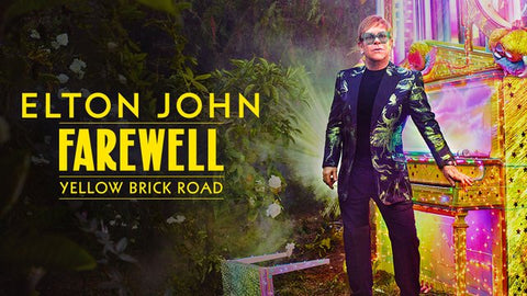 Sir Elton John's Farewell Tour Set to End in 2021