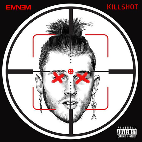 "Eminem Drops ""Killshot"" and Machine Gun Kelly Announces New EP"