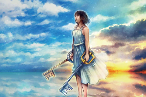 Skrillex & Hikaru Utada Team Up for 'Kingdom Hearts III' Theme 'Face My Fears'