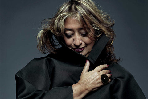 female architects zaha hadid