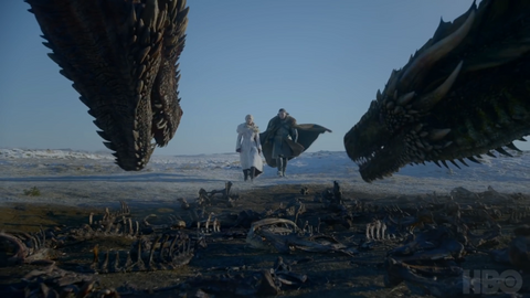 The Trailer for the Final Season of 'Game of Thrones' is Here