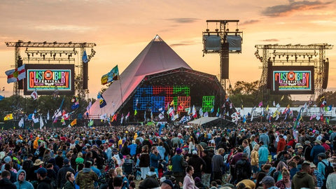 Headliners for Glastonbury 2019 Include Stormzy, The Cure, and The Killers