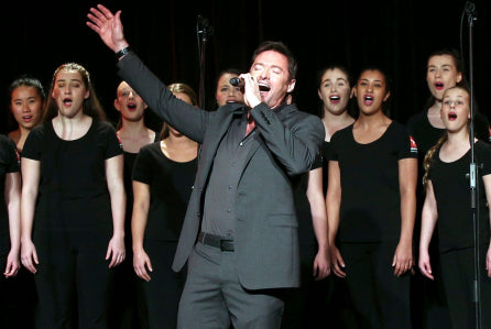 Hugh Jackman Announces His Own Musical Arena Tour