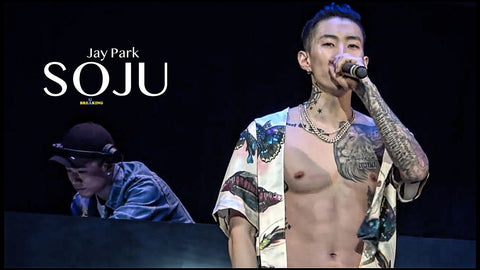 Jay Park Comes Out With 'Soju' Remix With a Surprise Featuring Artist