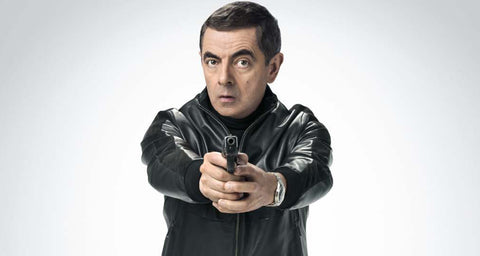 Johnny English Strikes Again: New Poster Reveals Rowan Atkinson Looking Spy Fly