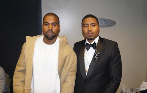 Kanye West Releases Tracklist For Nas New Album