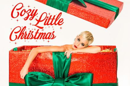 Katy Perry Rocks Up With Her Own Christmas Hit to Kick Holiday Season Off