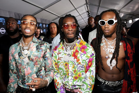 Migos Perform 'Walk It Talk It', 'Stir Fry' Medley at BET Awards
