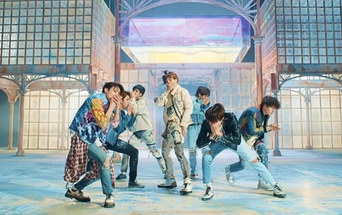 Why BTS is Breaking American Music Standards