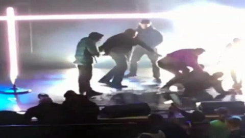 Fight Breaks Out at Pusha T Concert in Toronto