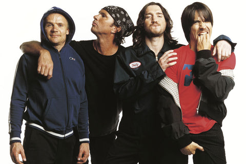Red Hot Chili Peppers Recover After Power Cut During Show
