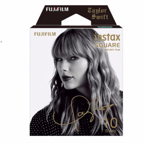 Taylor Swift Pairs Up With Fujifilm to Create a Special-Edition Instax Camera