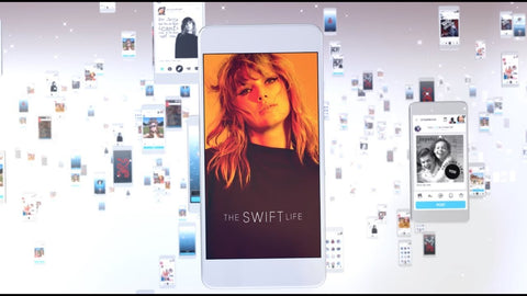 Taylor Swift Gets Sued for Her 'Swift Life' App