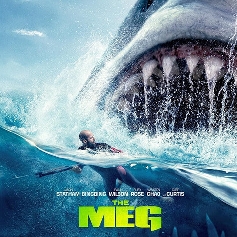 Shark Movie 'The Meg' Surprises Box-Office Records