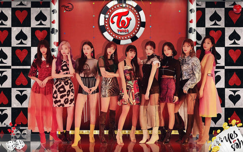 "10 Straight Wins! TWICE Shows Their Power Through ""Yes or Yes"""