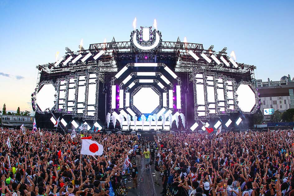 Ultra Japan Turns 5!