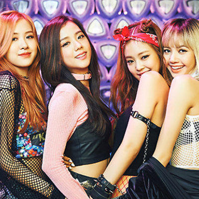 Blackpink Reveals Preview Of Song List For Their First Mini Album