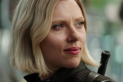black widow scarlett johansson movie