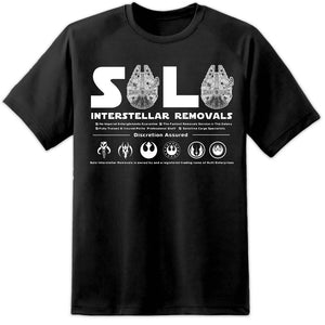 Han Solo Funny Star Wars T-Shirt