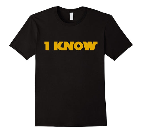 Han Solo I Know Graphic T-Shirt