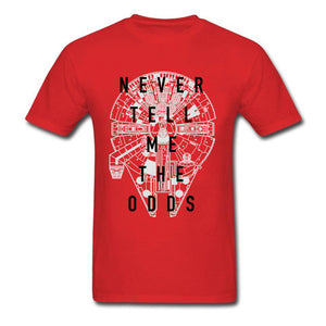 """Never Tell Me My Odds"" T Shirt"