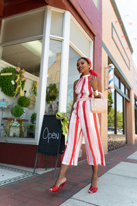 Candy Striper | Jumpsuit