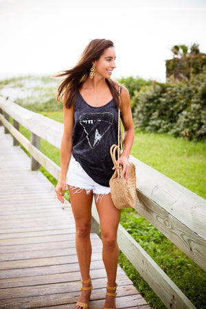 Shark Tooth Tank