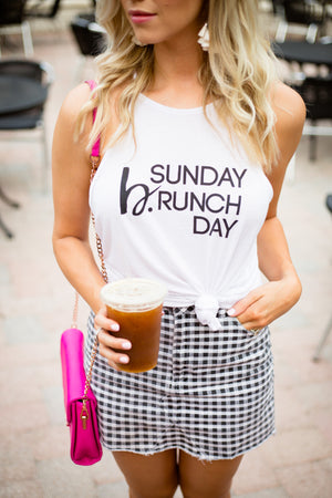 Brunch Day Tank