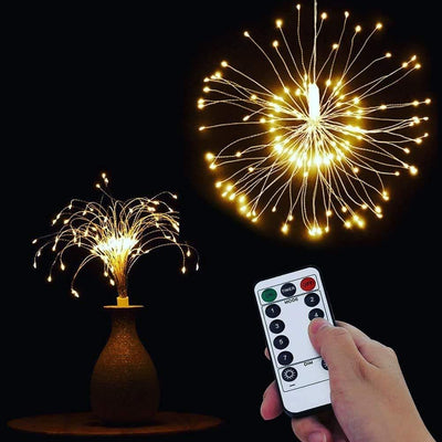Led Fireworks Lights - Led String Lights