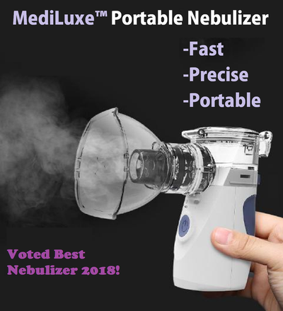 MediLuxe™ Portable Nebulizer