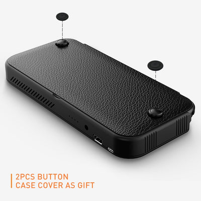 Portable Nintendo Switch Console Charger Carrying Case