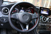 Leather Steering Wheel Cover Wrap – Whole Leather Steering Wheel Cover