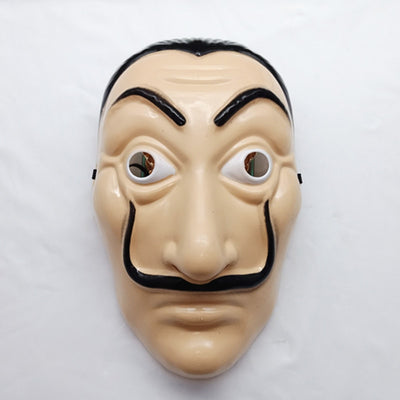 Halloween Paper House La Casa De Papel Mask