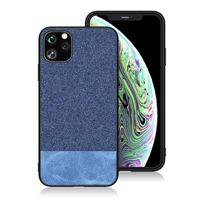 Case for iPhone  11 Pro Max Shockproof Phone Protective Cloth Cover