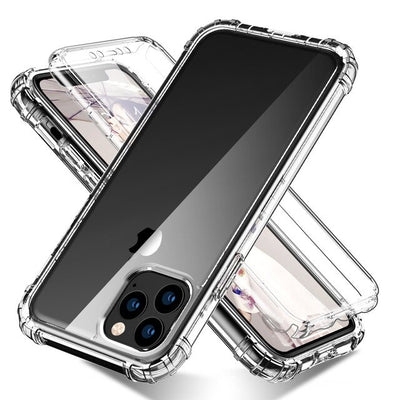 Case Shockproof Built-in Screen Protector Full-Body Protection for iPhone 11 Pro Max