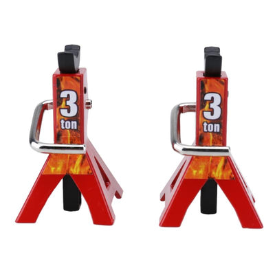 3 Ton Car Jack – Adjustable Jack Stands – Car Support Stands