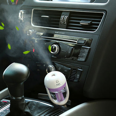 Mini Aromatherapy Vehicle Humidifier