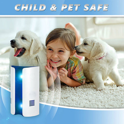 Ultrasonic Pest & Bug Repellent